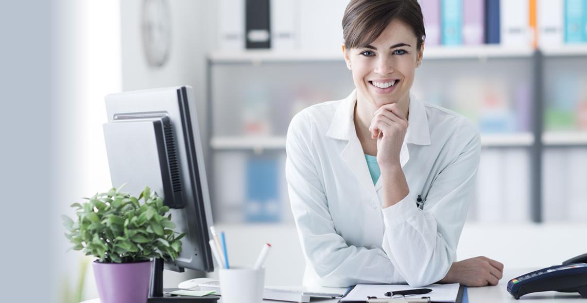 Medical secretary