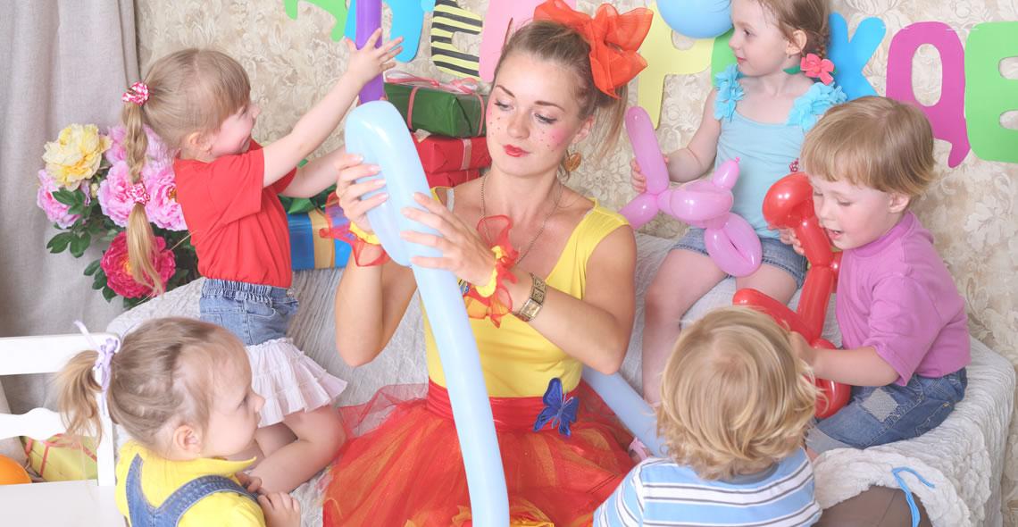 Childrens Entertainment Course