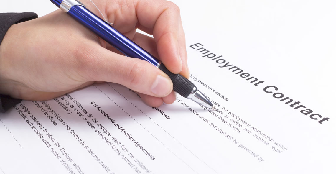 Introduction to Contracts Of Employment Certification