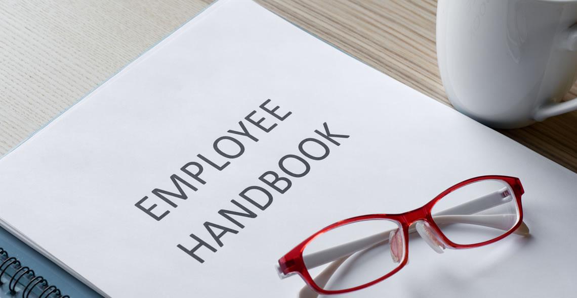 Employee Handbook HR