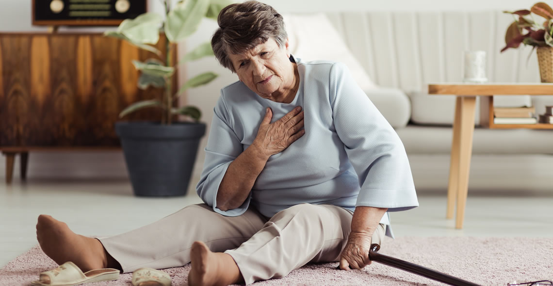 Prevent Falls Older People
