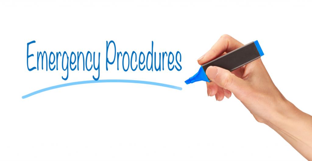 emergency procedures_workplace